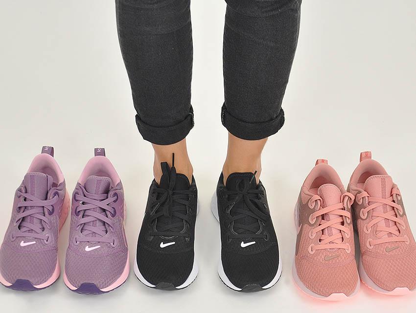 koşu bandı ayakkabı seçimi