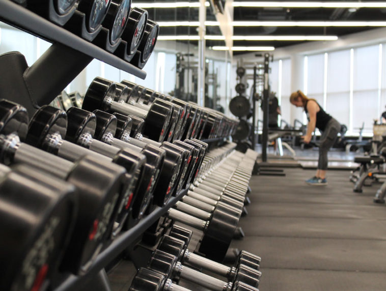 fitness aletleri kullanımı