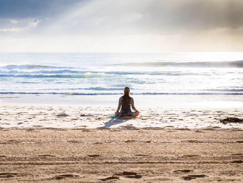 yogaya yeni başlayanlar için