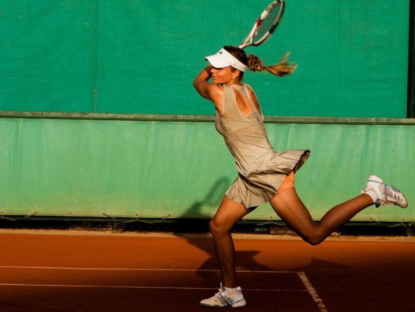 tenis öğrenme