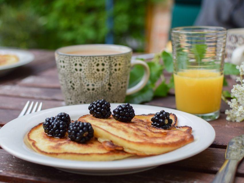 Muz ile Yapabileceğiniz 3 Lezzetli ve Sağlıklı Tatlı - pancake