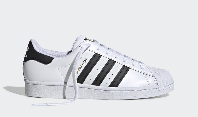 adidas superstar sneaker tarihçesi