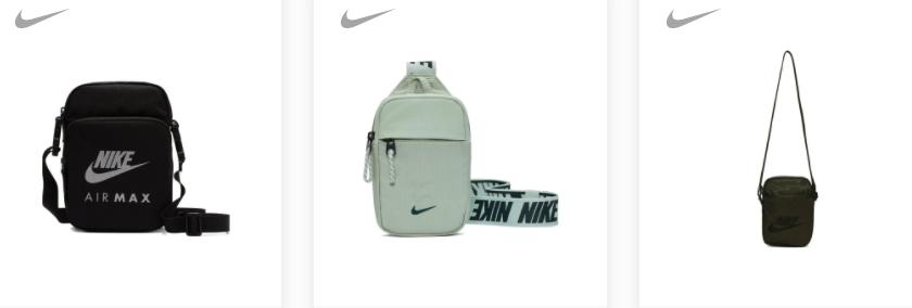 En Tarz Nike Çantalar