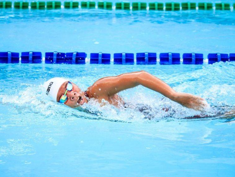 Düzenli Yüzmenin Faydaları kapak