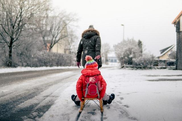 Çocuklar İçin Kış Sporları
