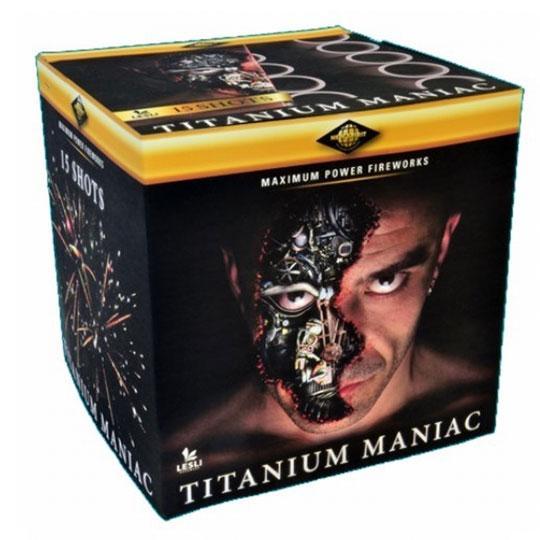 Titanium maniac 15's product-image