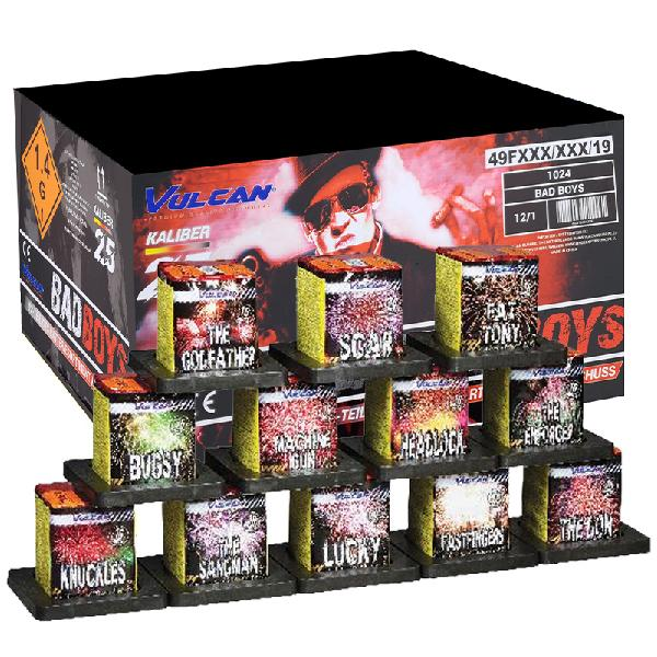 Bad Boys Assortment product-image