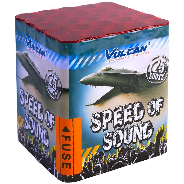 Speed of Sound  thumbnail-image