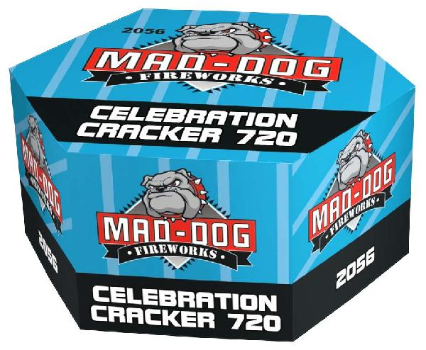 Celebration cracker 720 schots product-image