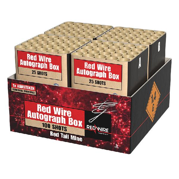 redwire autograph box product-image