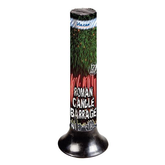 Candle Barrage 120 shots product-image