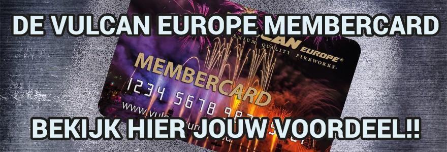 Vulcan Europe Membercard