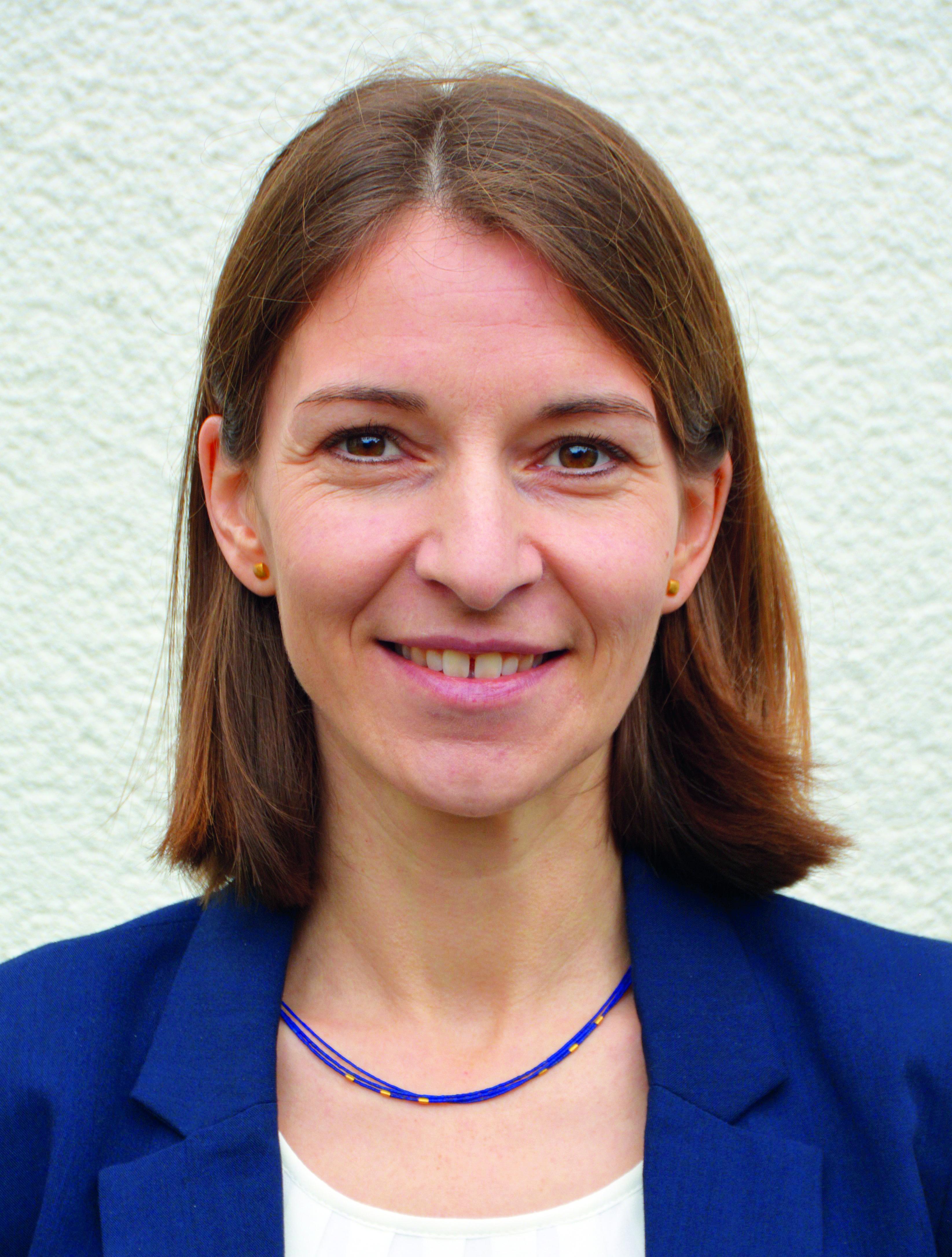 Barbara Scheubert, Leiterin des Amts für Integration, Migration und Soziales in Filderstadt