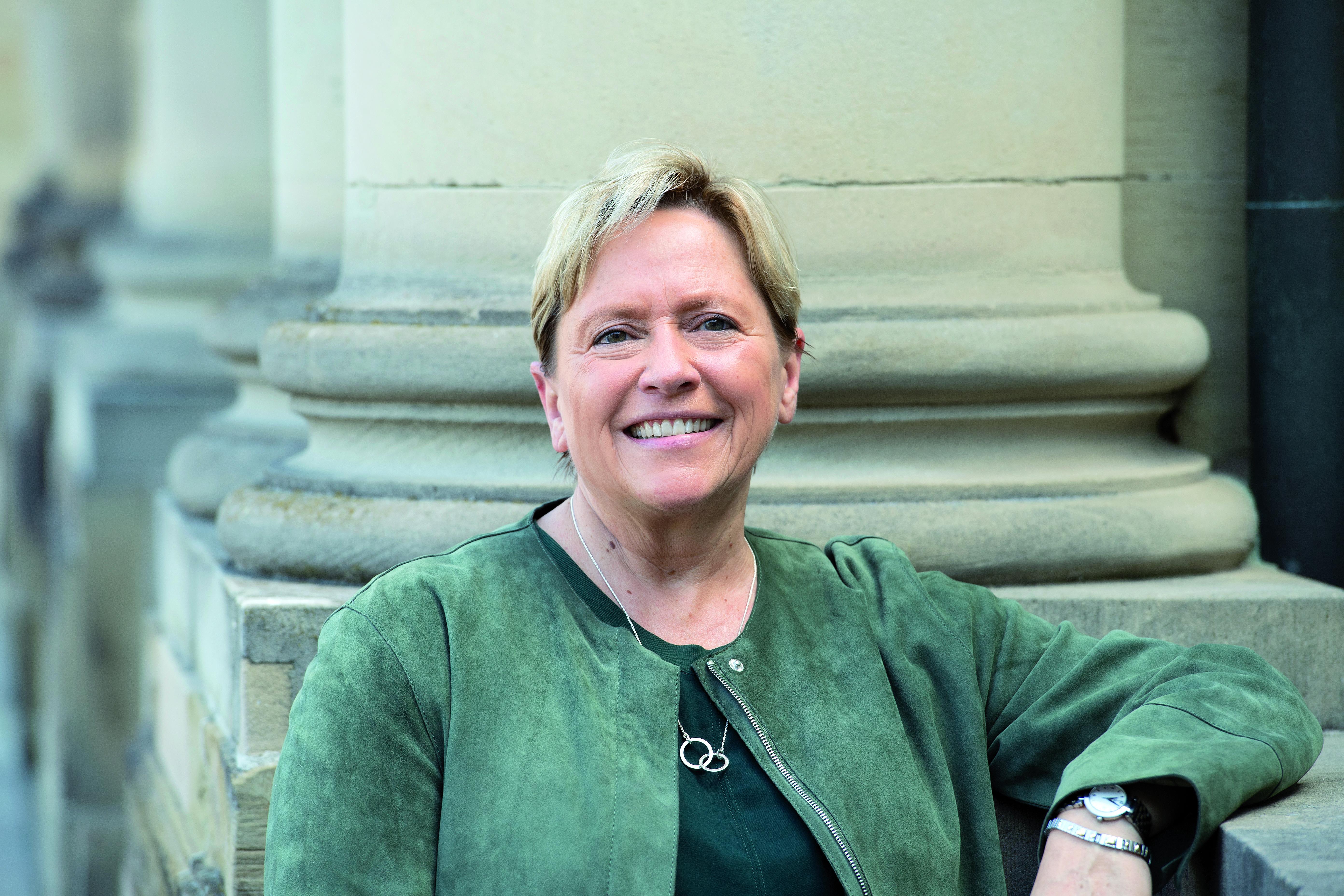 Susanne Eisenmann zur Landtagswahl 2021