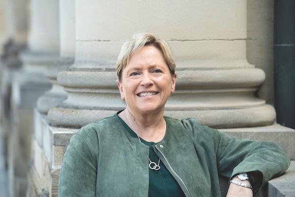 Susanne Eisenmann zur Landtagswahl 2021 (c)CDU Baden-Württemberg