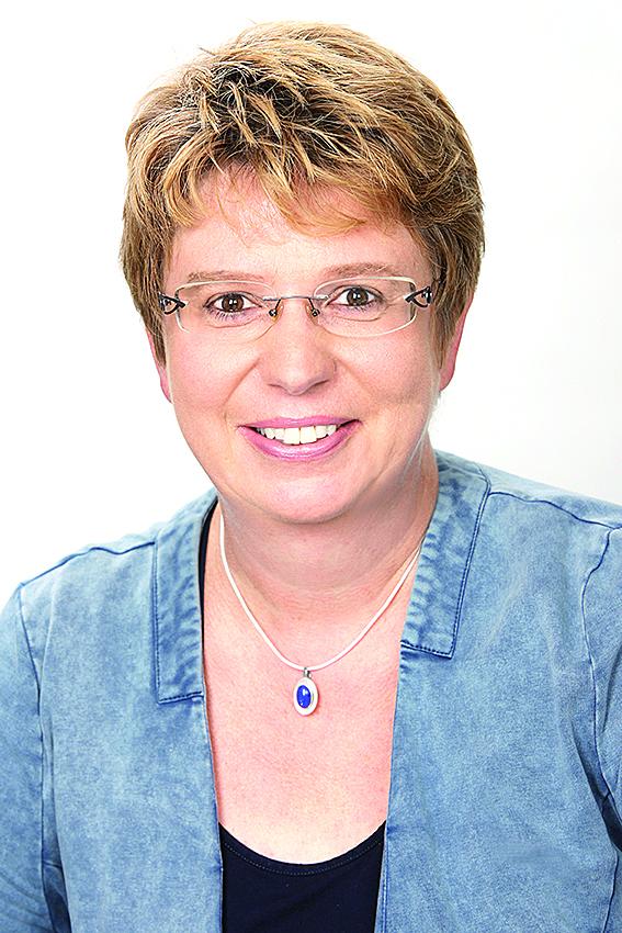"""Sabine Meigel ist seit 2018 Leiterin der Geschäftsstelle """"Digitale Agenda"""" der Stadt Ulm."""