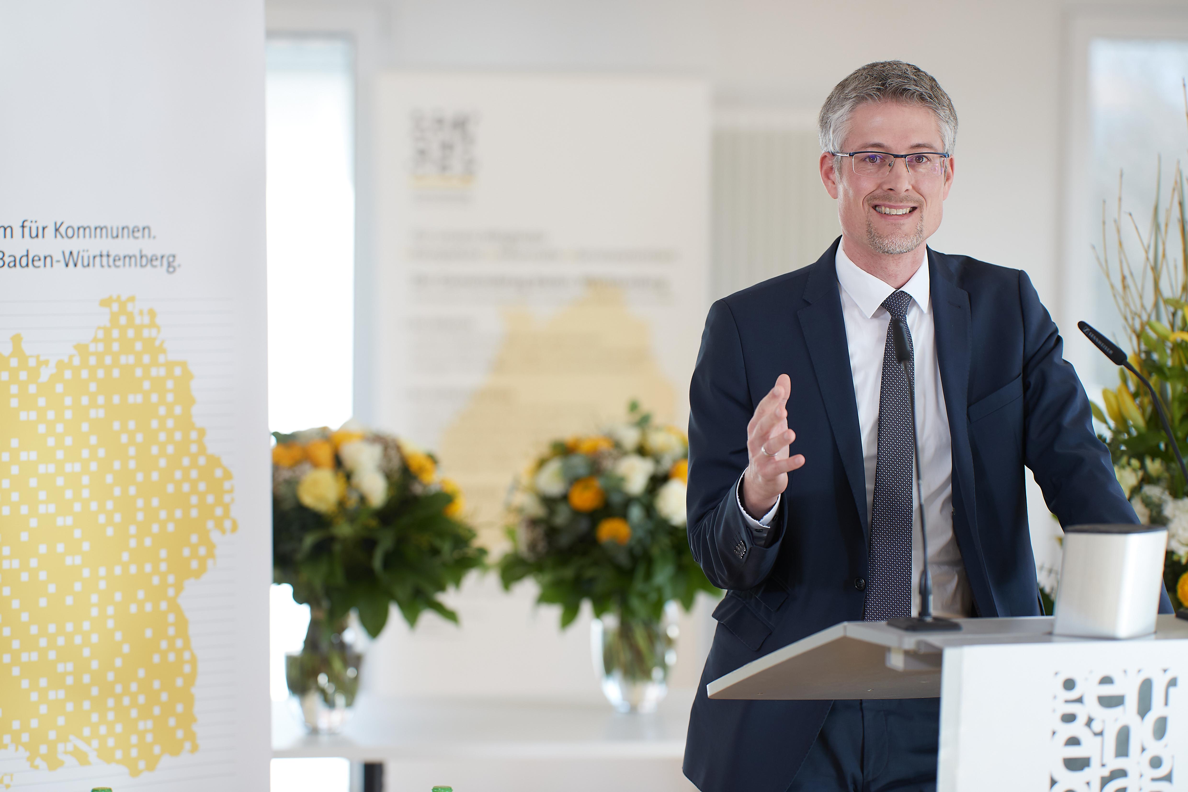 Steffen Jäger über die Möglichkeit von Weihnachtsmärkten im Jahr 2021
