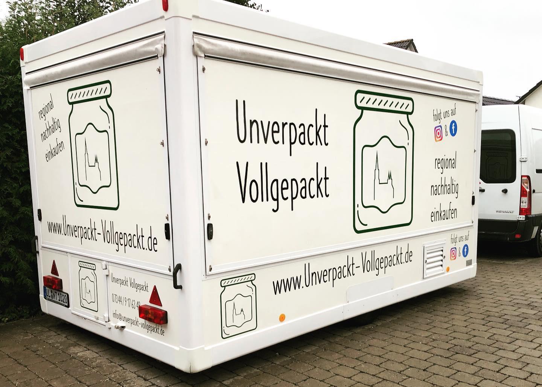 So sieht der mobile Unverpacktladen von Niclas Tritschler aus.