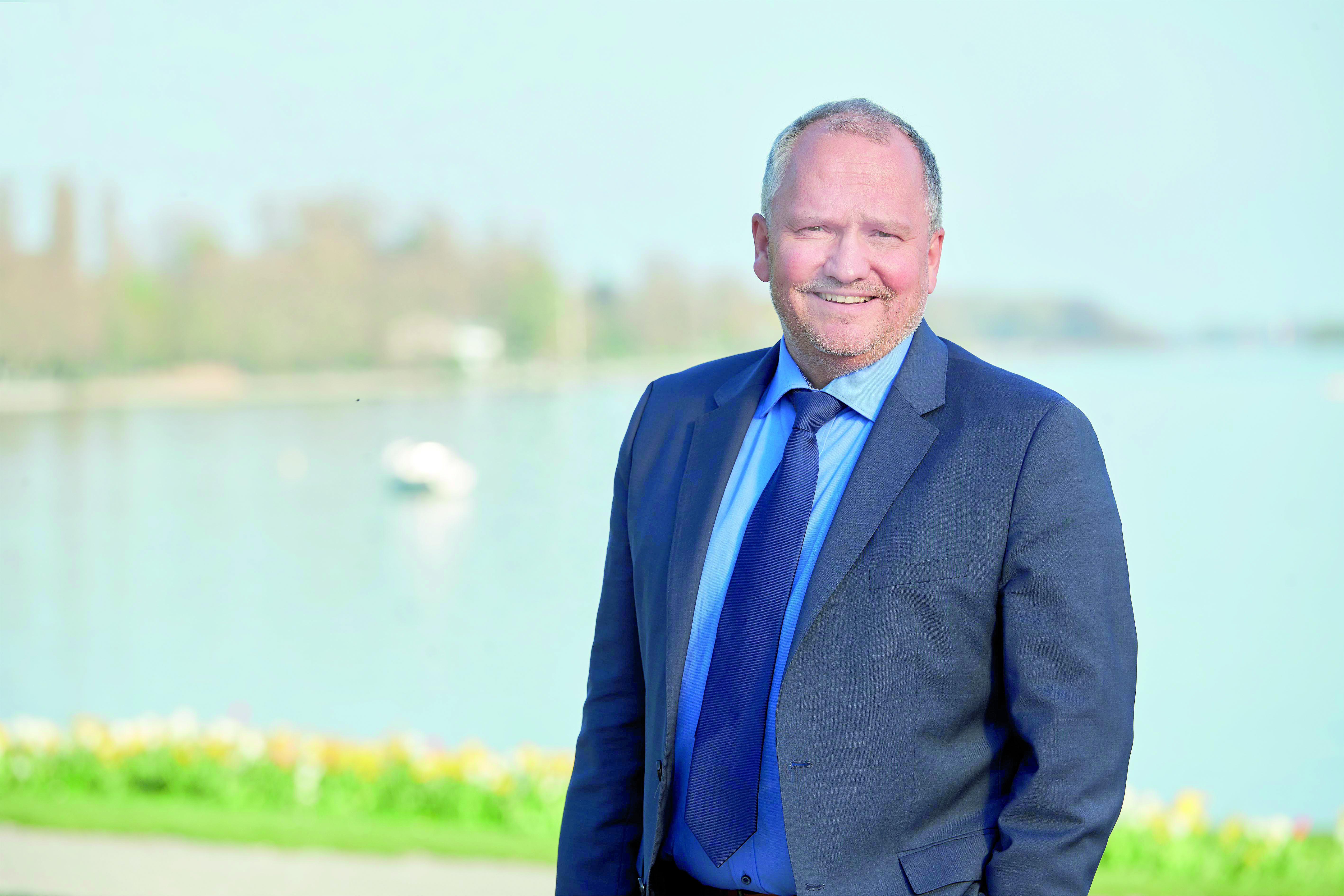 Oberbürgermeister Staab über digitale Bürgerbeteiligung