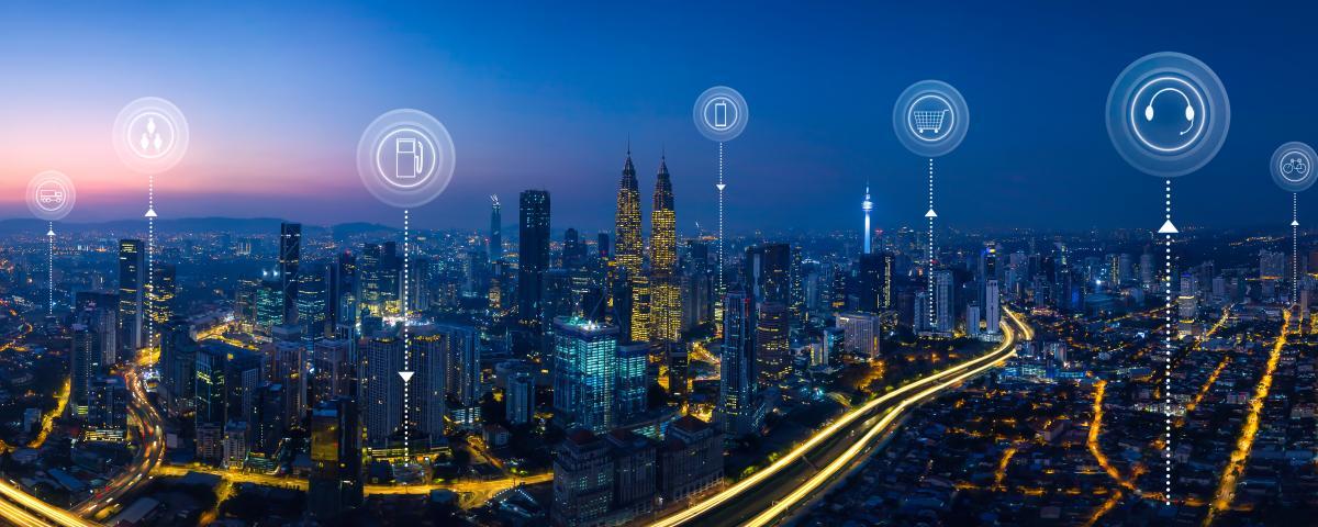 Baden-württembergische Städte schneiden beim Smart City-Index besonders gut ab.