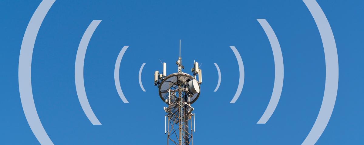 5G-Mast in Baden-Württemberg