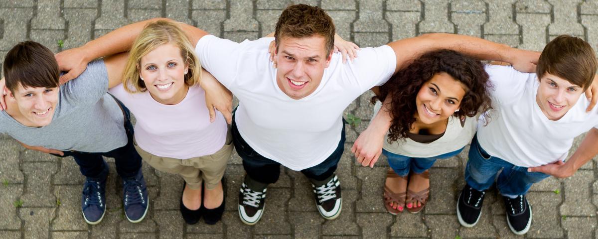 Junge Menschen für das Ehrenamt begeistern