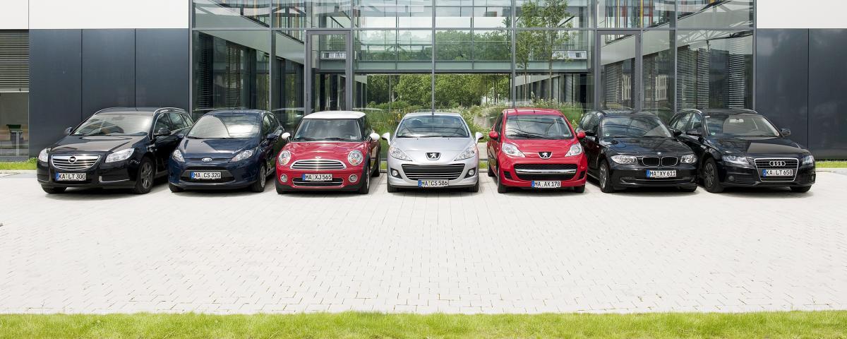 Car-Sharing auf dem Land ist nirgendwo so erfolgreich wie in Baden-Württemberg.