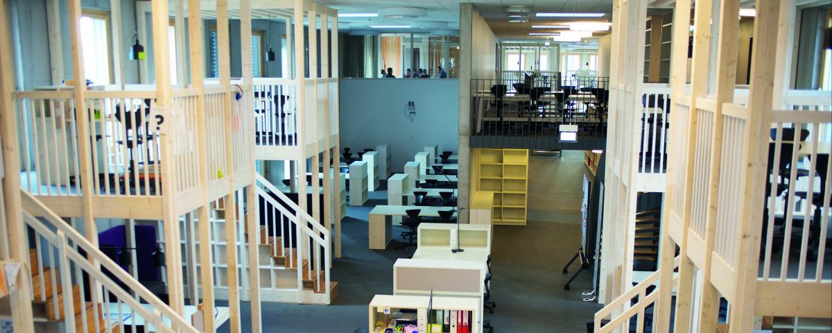 Acht Gemeinschaftsschulen bieten das Abitur - Eine davon ist die Alemannenschule in Wutöschingen