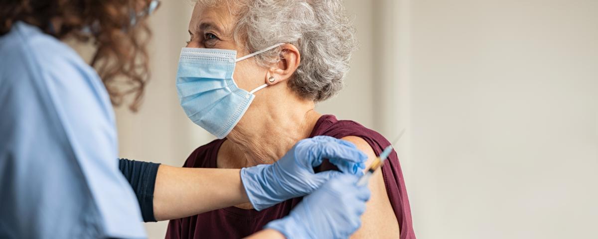 Die größte Gruppe, die impfberechtigt ist, sind die über 79-Jährigen