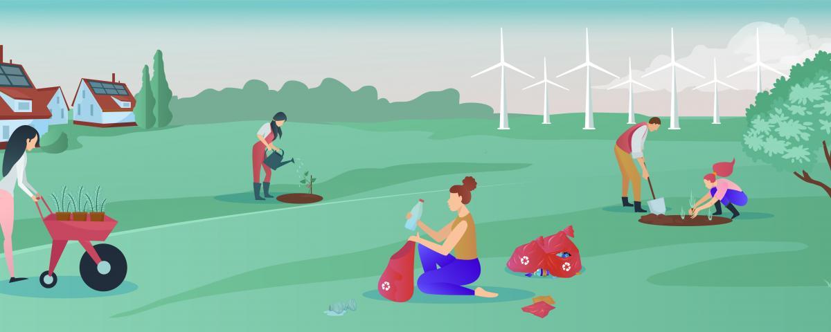 Die Klimaschutzziele im Koalitionsvertrag betreffen massiv auch die Städte und Gemeinden.