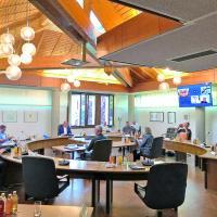 Hybridsitzung des Gemeinderats inklusive Videokonferenz