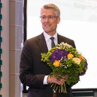 Steffen Jäger ist Vize-Präsident des DStGB