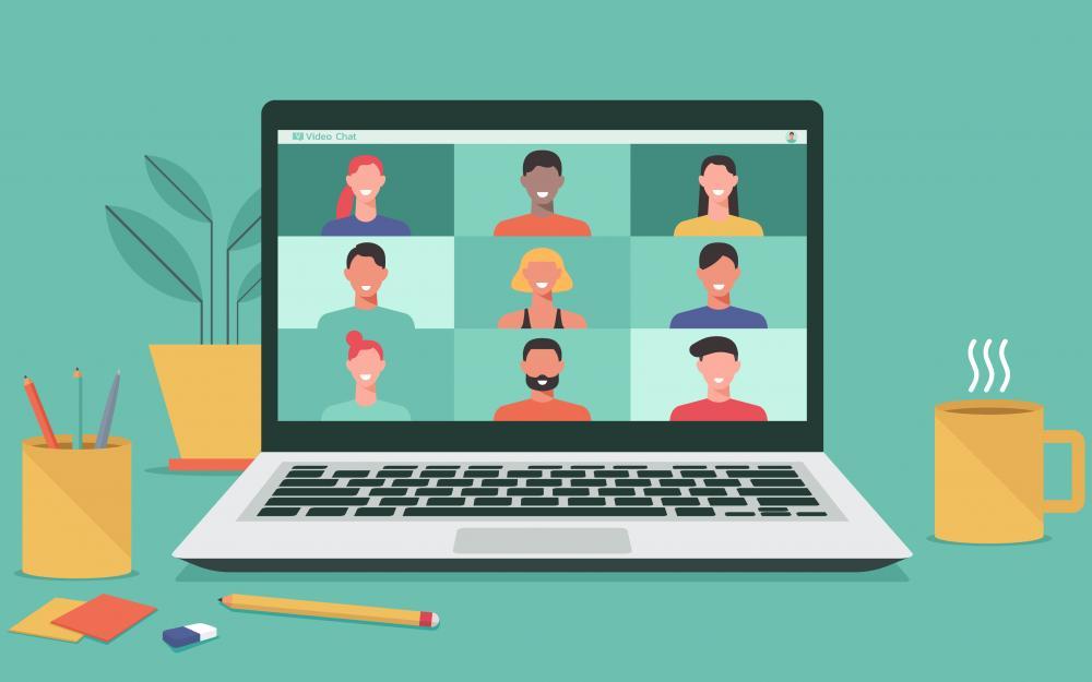 Digitale Gemeinderatssitzungen bleiben trotz Gesetzesgrundlage eine Seltenheit.