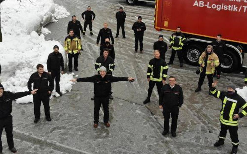 Die baden-württembergischen Feuerwehren auf dem Weg nach Kroatien