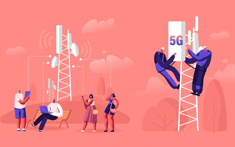Informationsinitiative 5G
