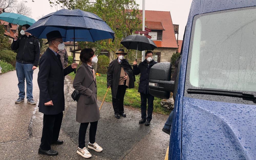 Autonomer Bürgerbus wird in Künzelsau getestet