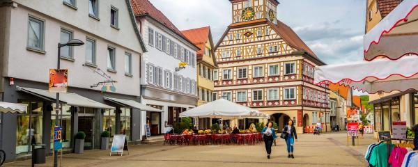 Ländlicher Raum/Kirchheim unter Teck
