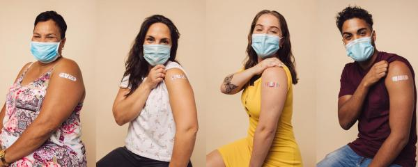 Impf-Kampagne #dranbleibenbw