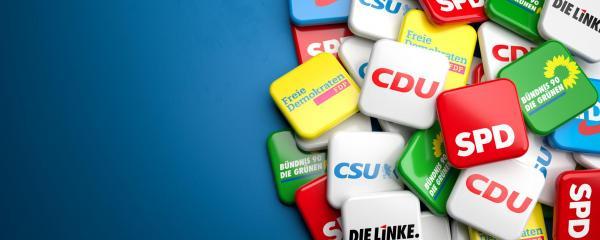 So lief die Bundestagswahl in Baden-Württemberg
