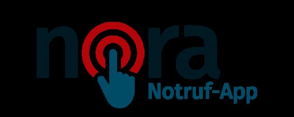 Nora-App für Notrufe an Polizei, Feuerwehr und Rettungsdienste