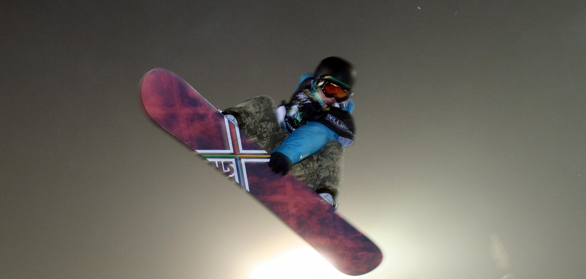 New snowboarding in Russia (Example by Fraidr