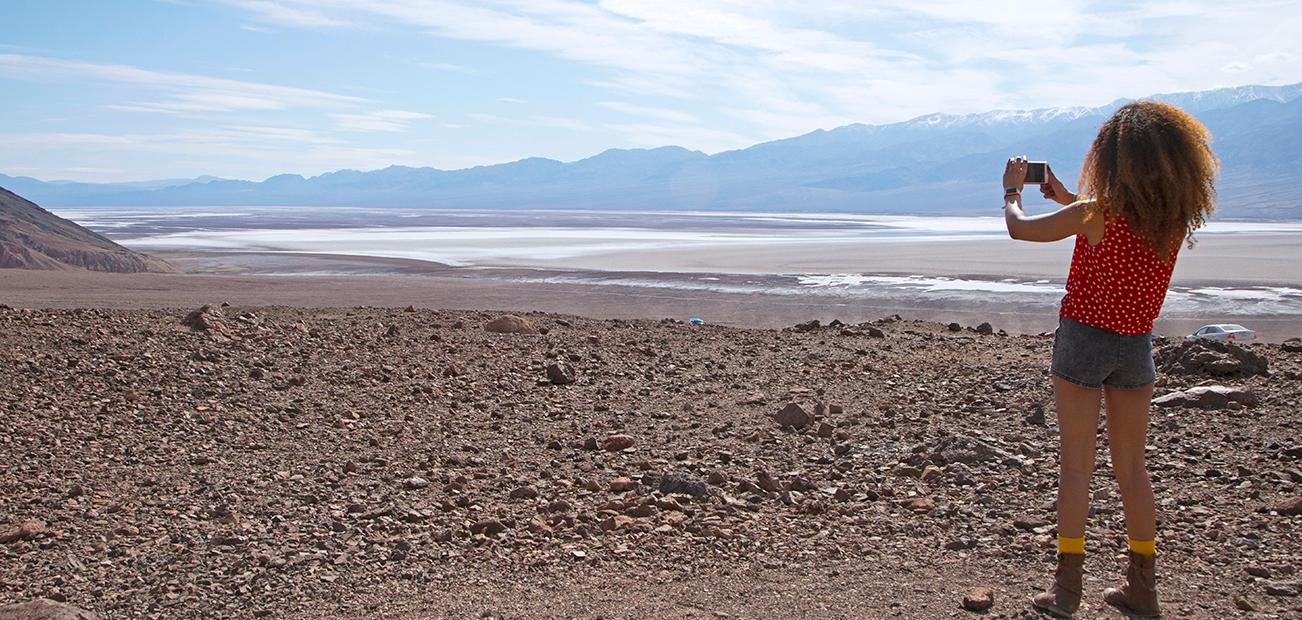 Death Valley. Full day tour