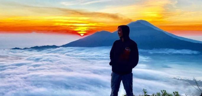 Awesome trip on Batur!