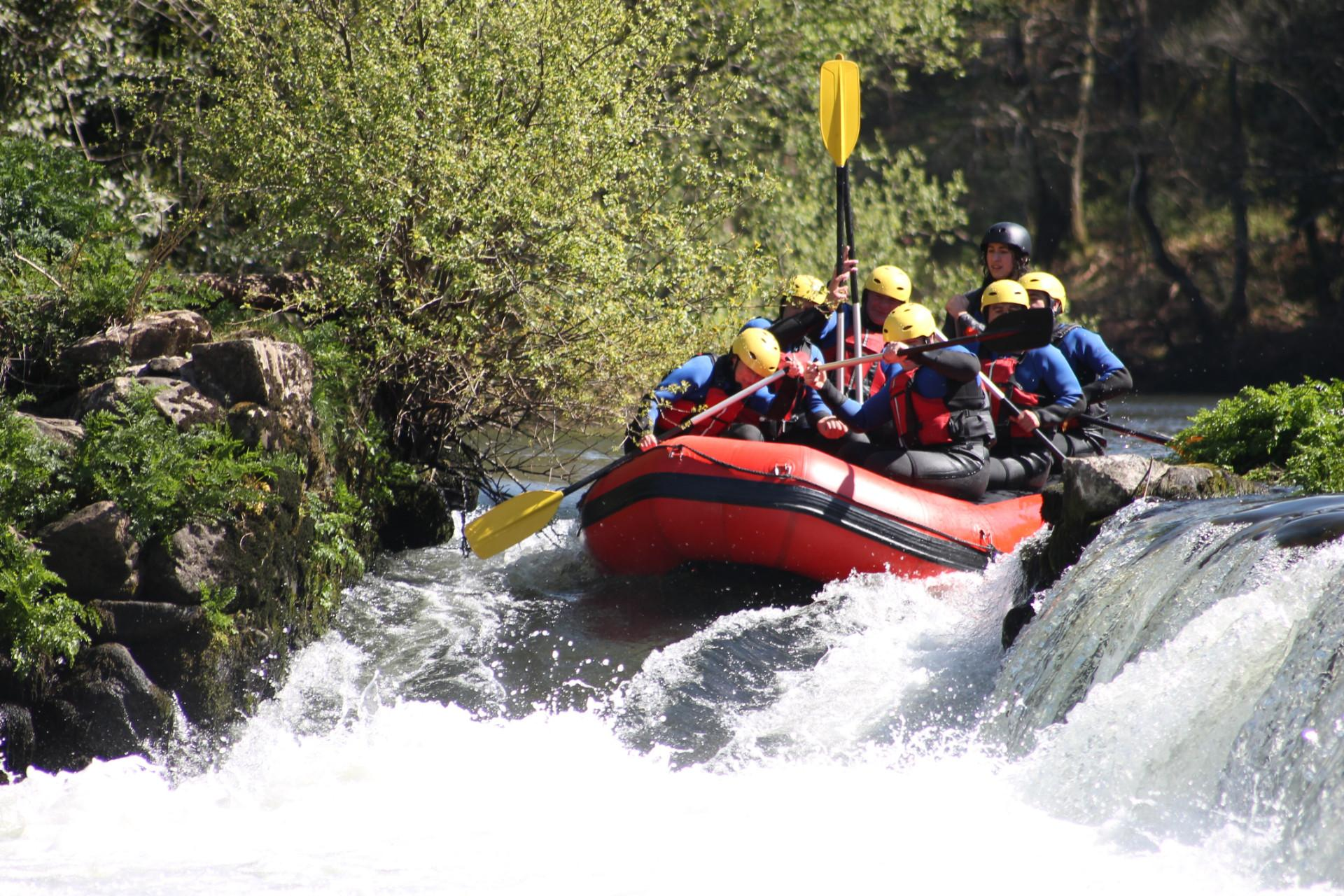 Bali River Rafting with Lunch and Private Hotel Transfer
