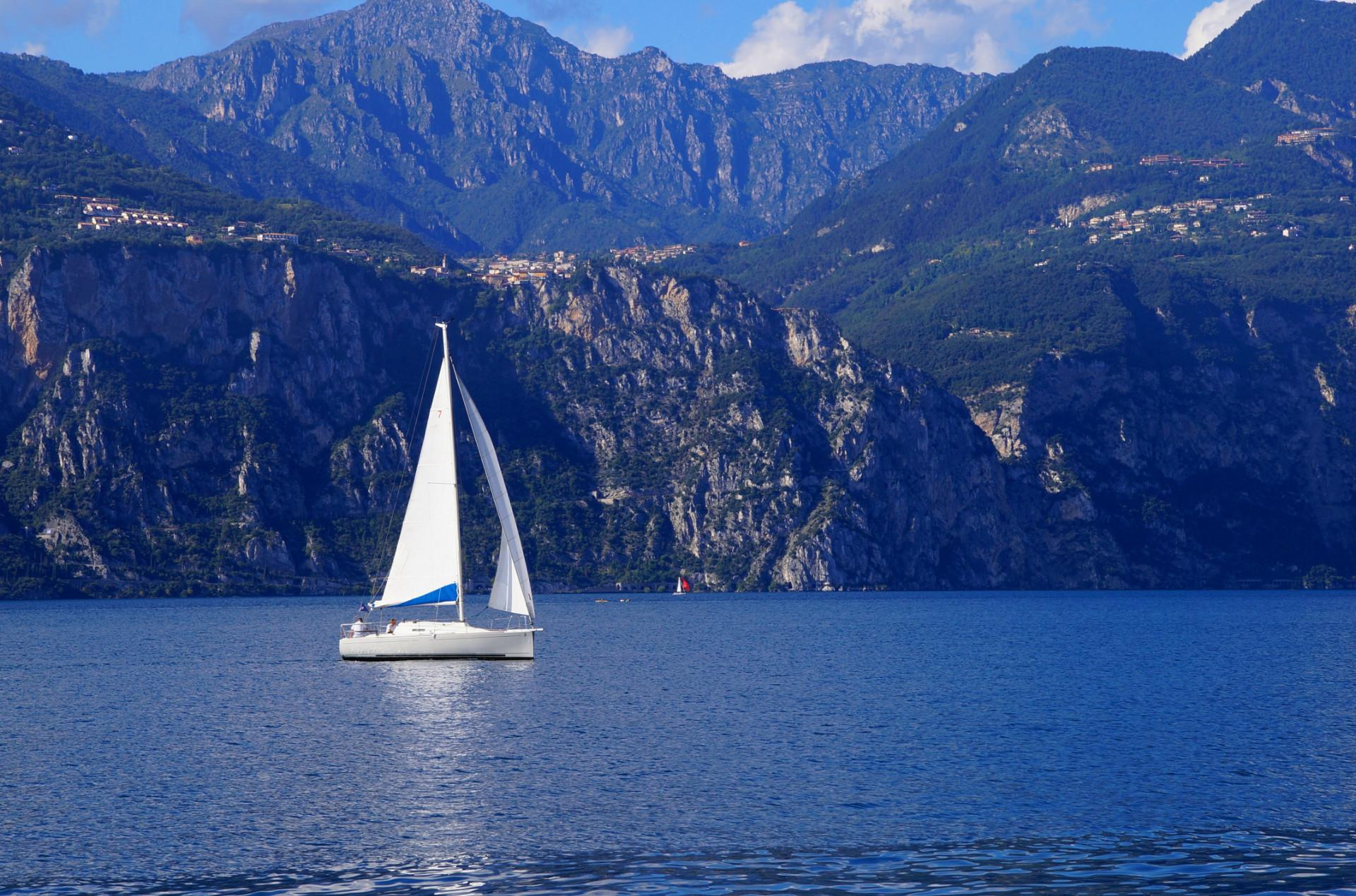 All Inclusive Yacht Sailing Cruise from  Italy