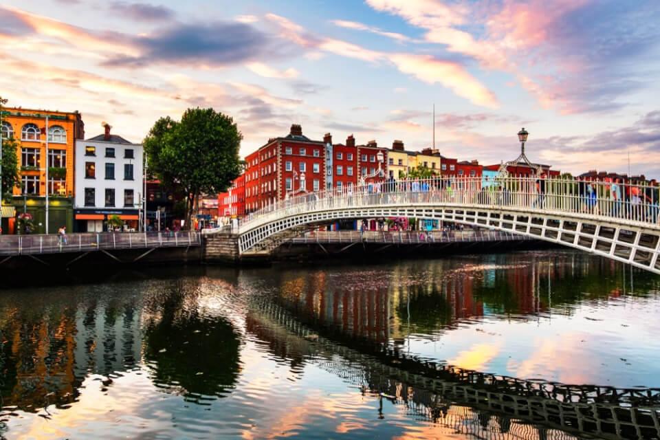 İrlanda Dublin'de Dil Okulu