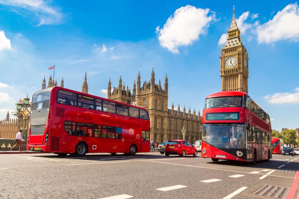 London, Brighton İngiltere Dil Okulu