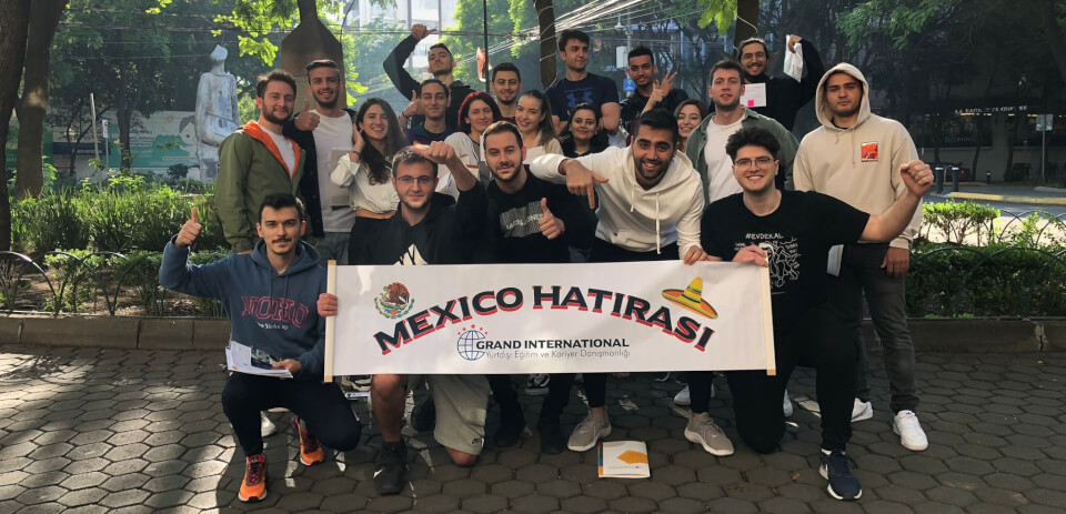 Work and Travel 2021 Meksika Kahramlarımız !