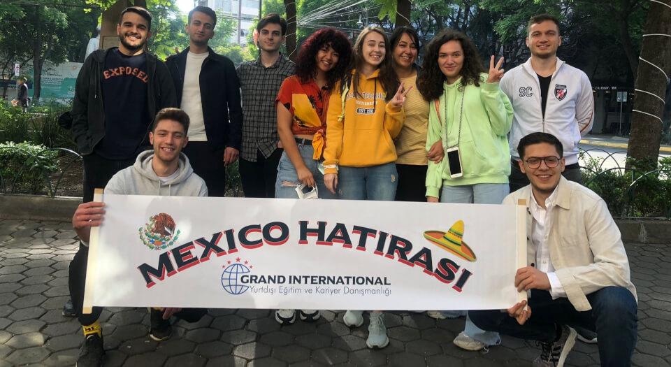 Work and Travel 2021 Meksika Gururlarımız
