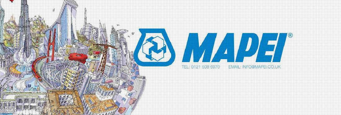 Naslovna slika za MAPEI®